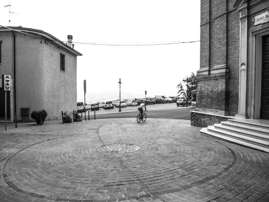 Via Guiseppe Garibaldi in Roncofreddo