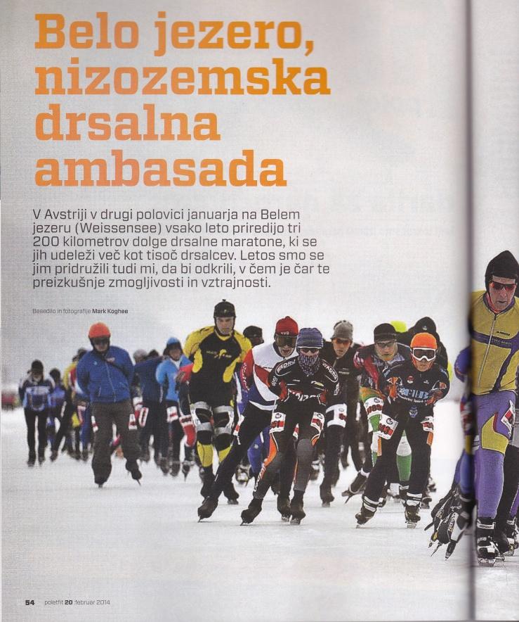 Fit Polet, magazine. March 2014